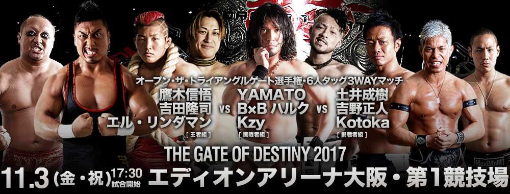 Risultati immagini per Dragon Gate the gate of destiny 2017 Ricochet
